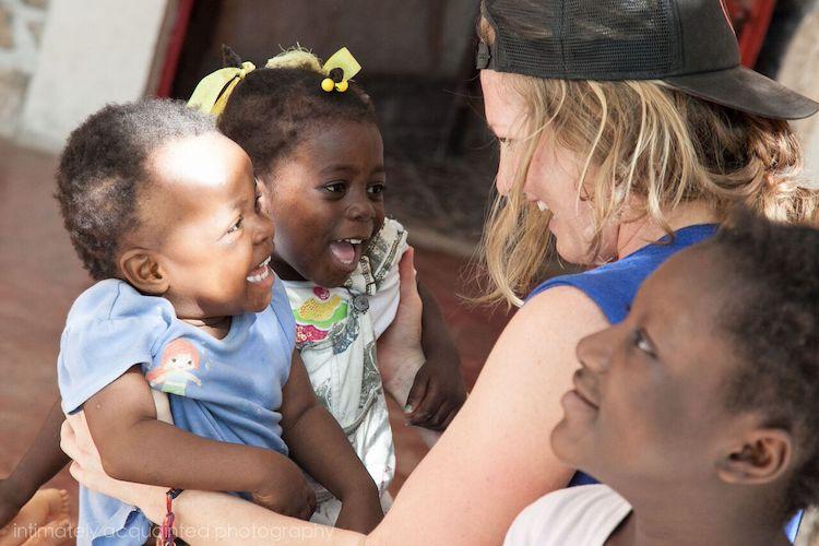 CHILDREN'SHOME - Caring for abandoned children.