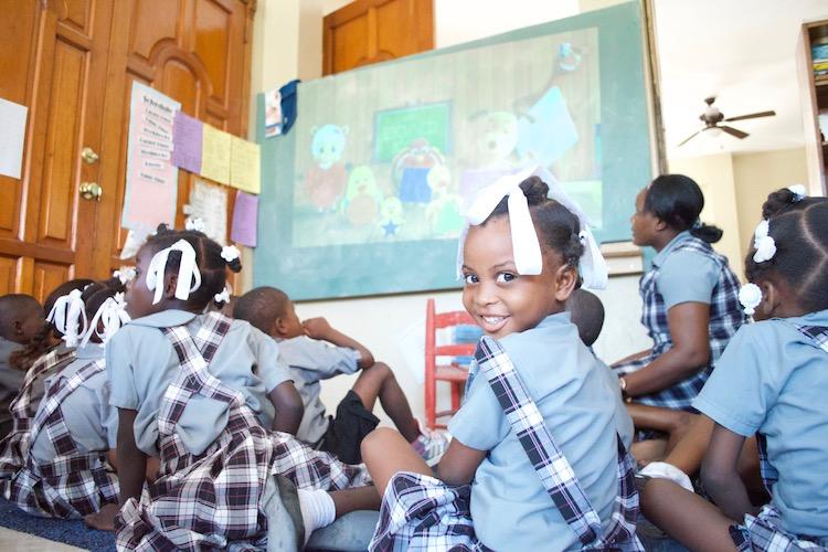 BOARDING SCHOOL - Raising up the next generation of Haitian leaders.