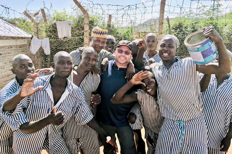 PRISONERS - Prisoners of Hope ministry is bringing medical relief, clean water solutions, encouragement and hope to prisoners local ministries serving them.
