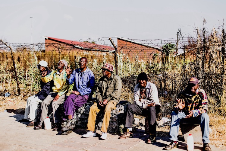 South Africa - TOWNSHIPS // GANGS & PRISONS