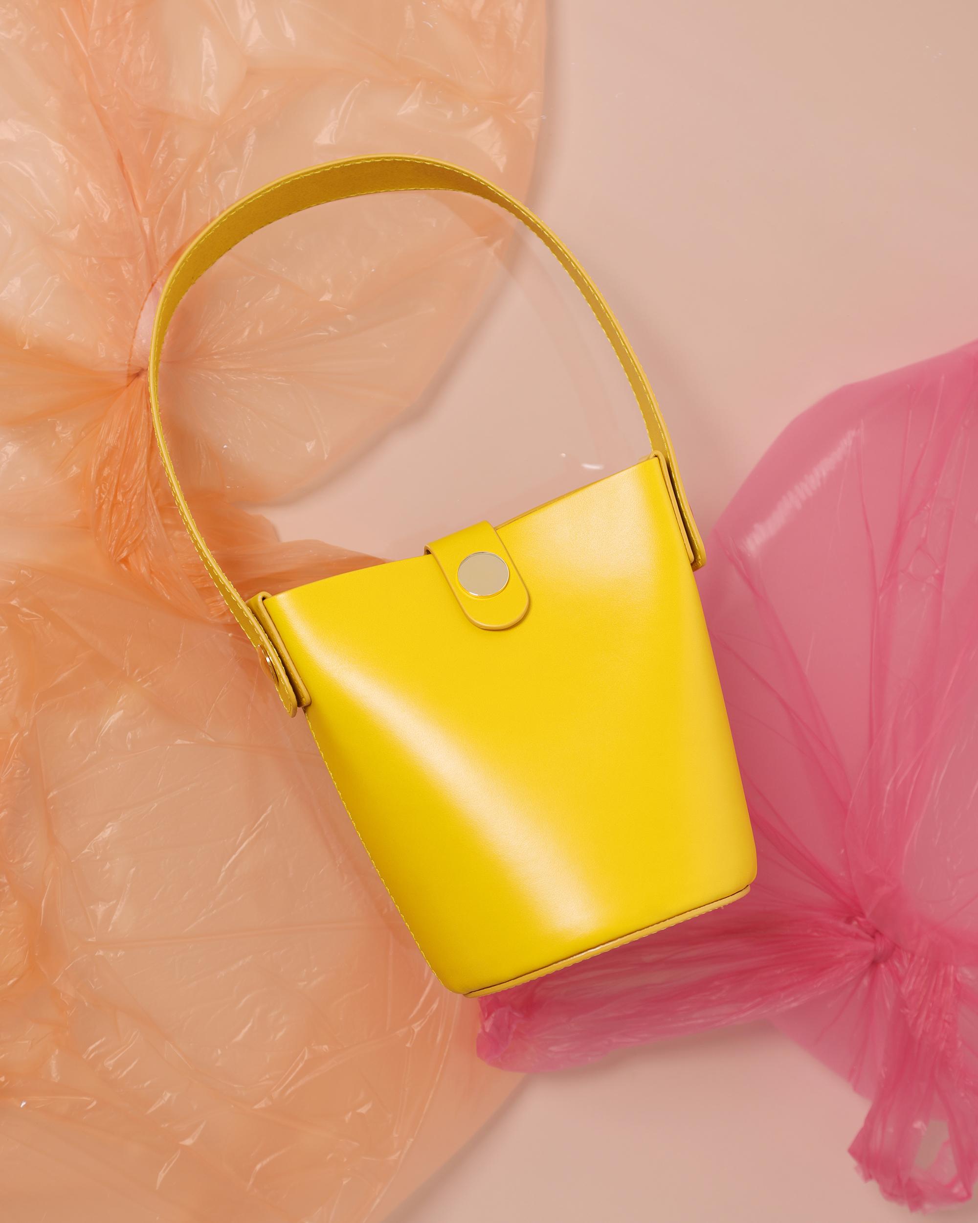 plastic bags and handbags