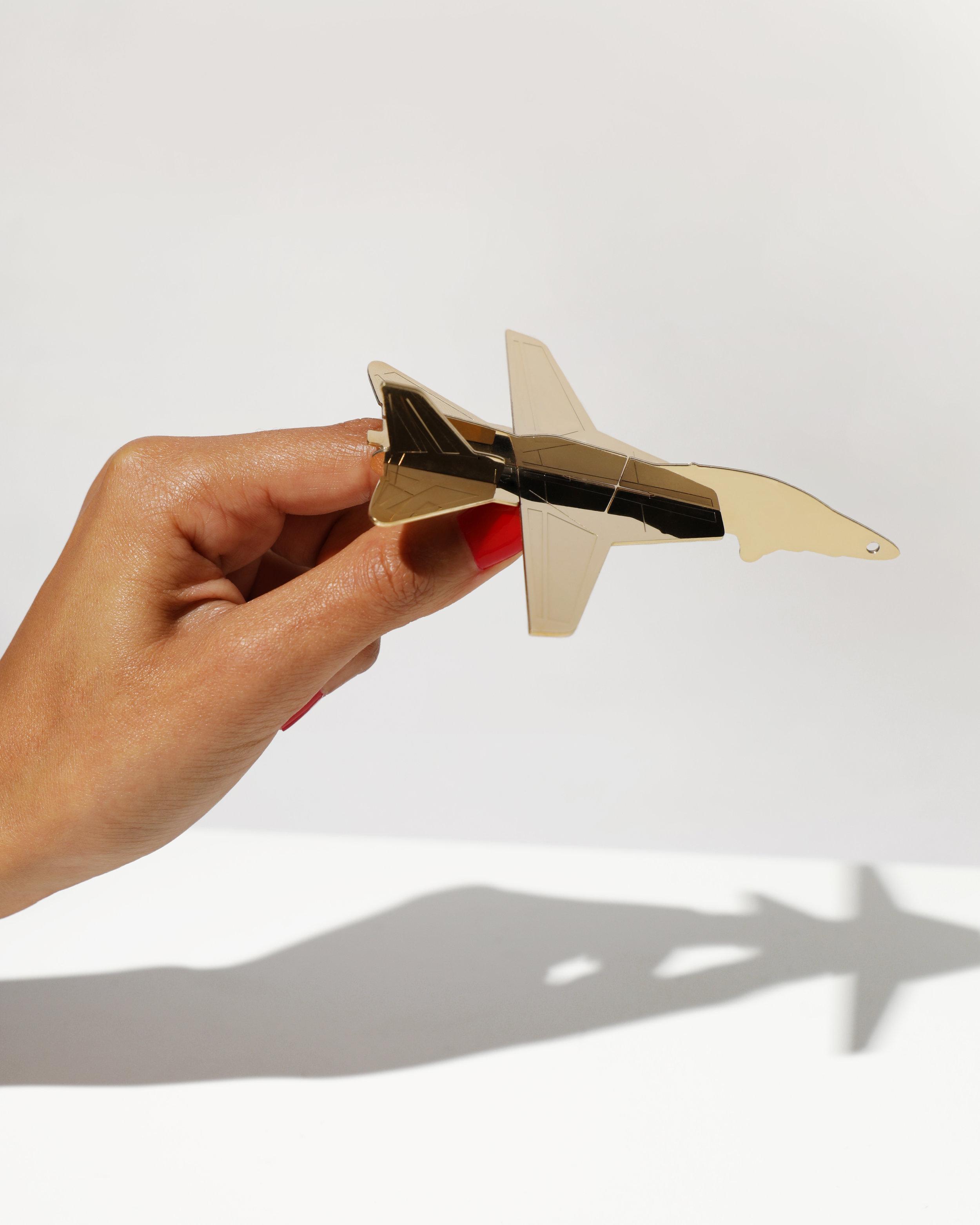 Charm Plane