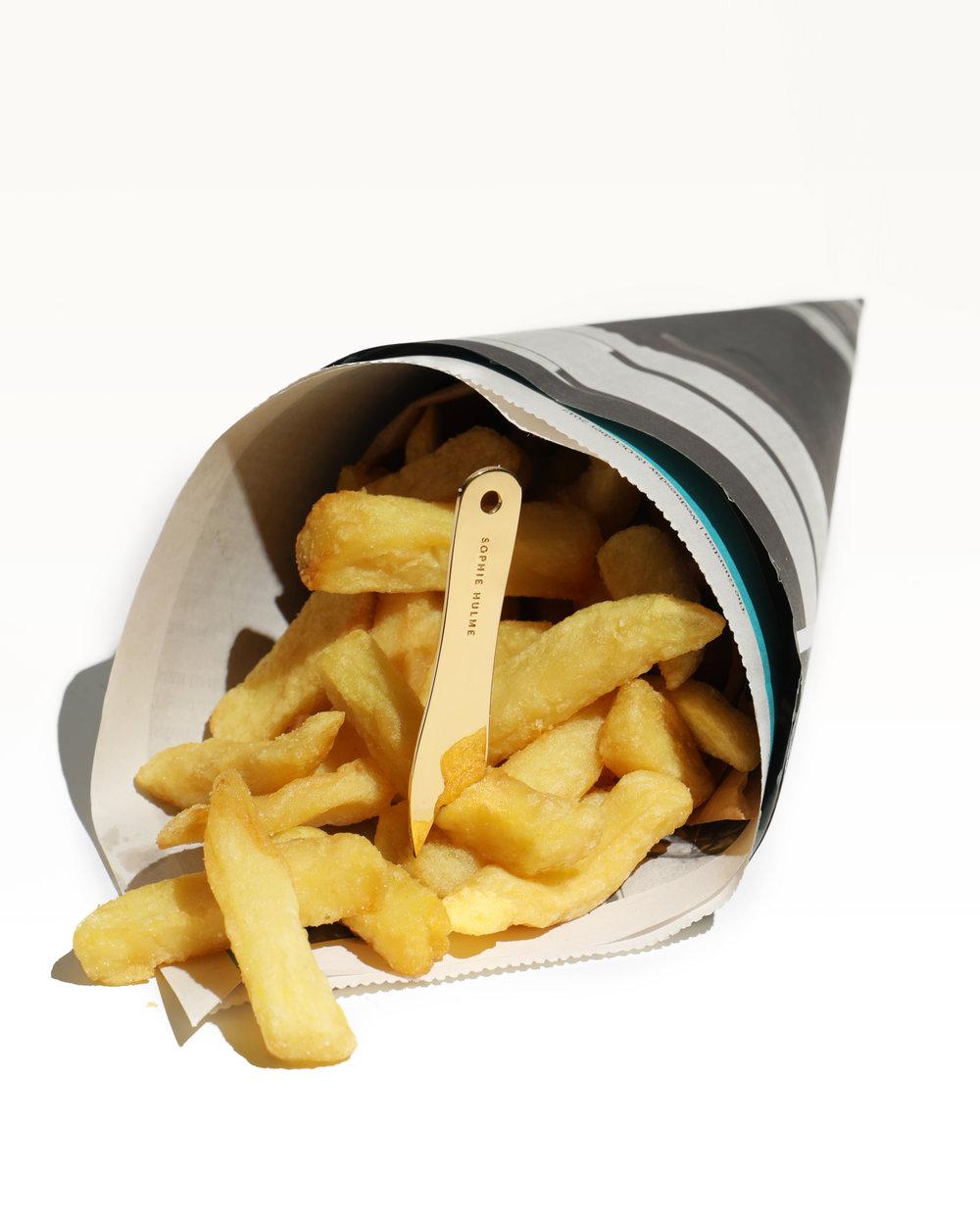 Charm Chip Fork Sophie Hulme