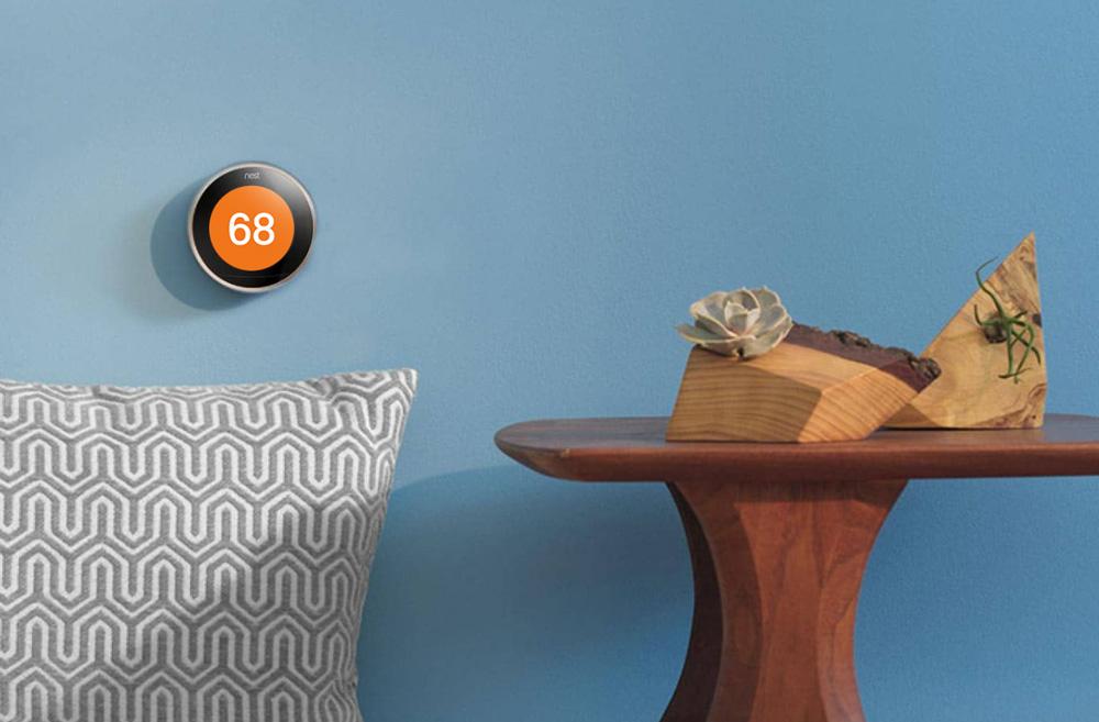 nest 3 thermostat