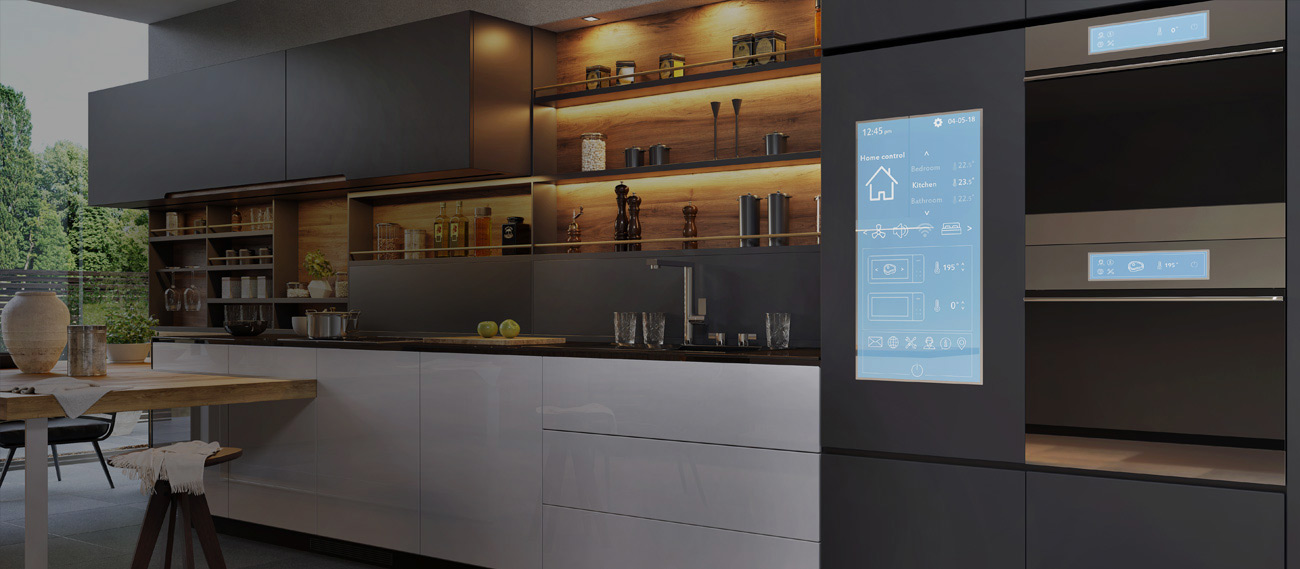 A Smarter Home - Want more comfort, convenience, and peace of mind from your living space? Smart home security systems are just one piece of the puzzle. Seamlessly connect your security system with the rest of your home's technology.