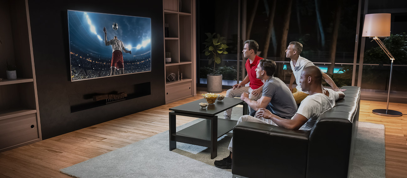 Custom Designs - Whether you are looking for a comfortable place to watch movies on the big screen, a spot to be fully immersed in the big game, or the ultimate gaming setup, we're here to help.