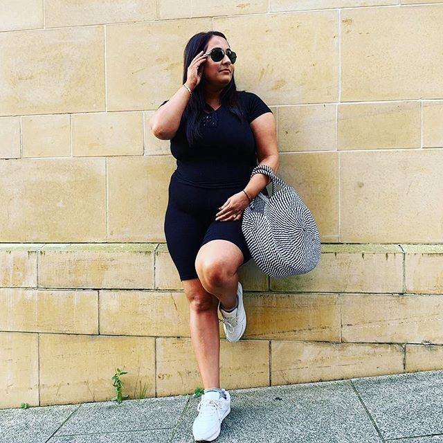What fab day out love wearing black makes me feel comfortable in wearing something that made me a bit slimmer looking.  Head to toe I @primark bag out of @shopmatalan