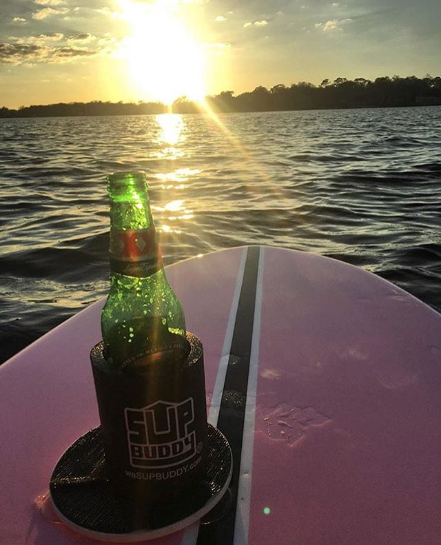 Mamas already have their hands full enough... give Ma a hand and get her a #SUPBuddy! 😉🍻🍷🥂🍸🍹🌊🏄🏼‍♀️ Happy Mother's Day from @supbuddy!! . . . Awesome pic by @tr0u8l3m4k3r . #momswhoSUP #SUPmama #girlswhoSUP #ISUP #standuppaddle #waterwomen #mothersday #momsrule #livetoride #getoutside