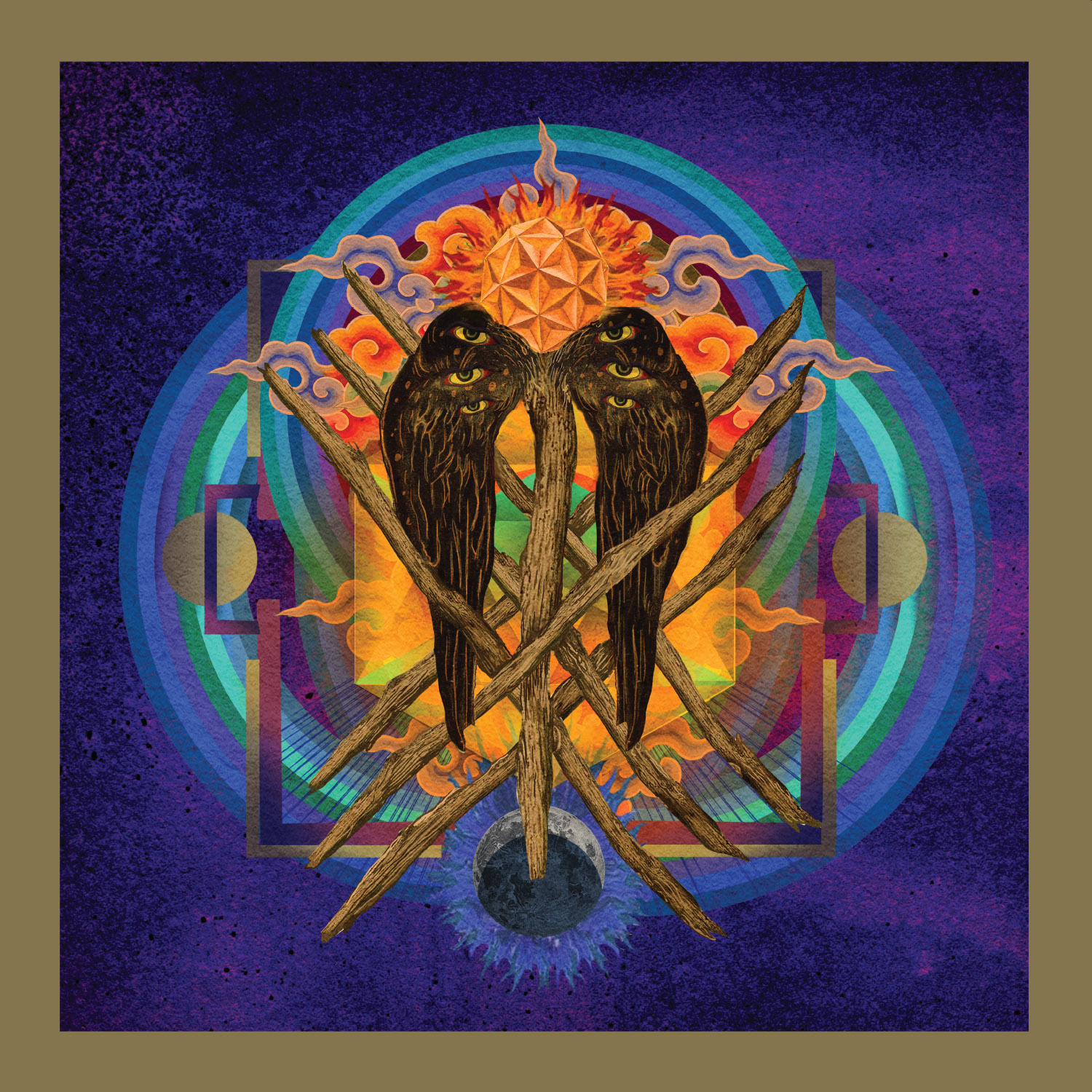 Our Raw Heart - RELEASE DATE: JUNE 8th 2018RELAPSE RECORDSA brilliant musical progression in the YOB continuum, Our Raw Heart is truly the band's finest work to date and the apex achievement of what heavy music can accomplish. Across seven riveting compositions of enormous volume and pensive, transcendental beauty, YOB bleed out their own organic universe of ultimate doom.Our Raw Heart was co-produced by the band and longtime collaborator Billy Barnett at Gung Ho Studio in Eugene, Ore., with mastering handled by Heba Kadry (The Mars Volta, Diamanda Galas, Slowdive).