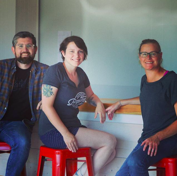 - Join the team (we're hiring)! So far Landwash Brewery has been managed and built by just the three of us: our GM Chris, our Head Brewer Christina, and our mentor and engineering mastermind Jennifer Defreyne. As we get out of this building stage (finally!) we're going to need some help serving beer and slinging cans. That's where you come in! We're hiring for taproom and retail positions (no brewing side positions at this moment, sorry). Beer knowledge and excitement are paramount, as is a background in serving and hospitality. As we're opening soon (later this month or early December) and the colder months are upon us, we're starting with our limited winter hours and will be expanding them over the next few months. Want to be part of a growing brewery team that loves good vibes and great hospitality and tasty beer? Send your resume to info@landwashbrewery.com! We'll be rounding all of the resumes up over the next week and starting interview call backs in the later half of next week.