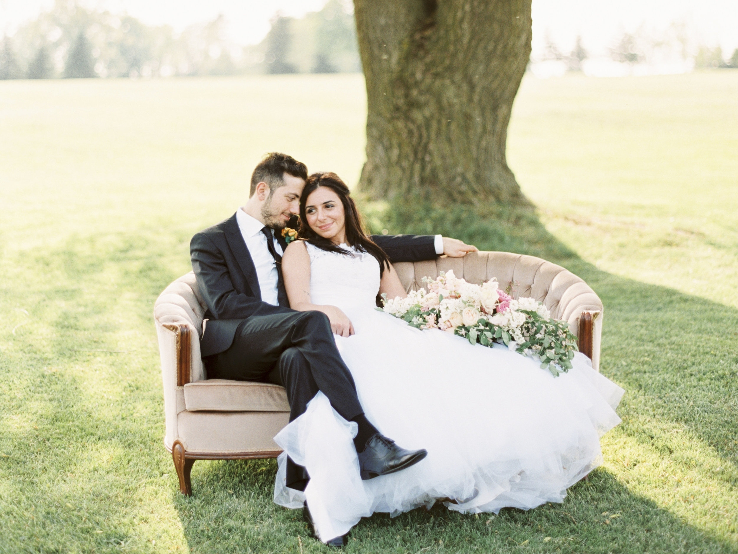 want to get someone to design and plan the whole shebang? - If you're looking for a package that includes everything from linen selection to minute by minute timelines, Full Planning is for you!