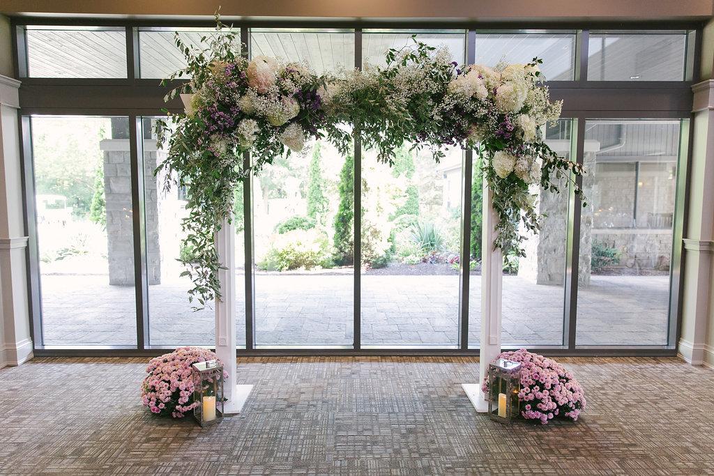 Fairy Garden Wedding Ceremony