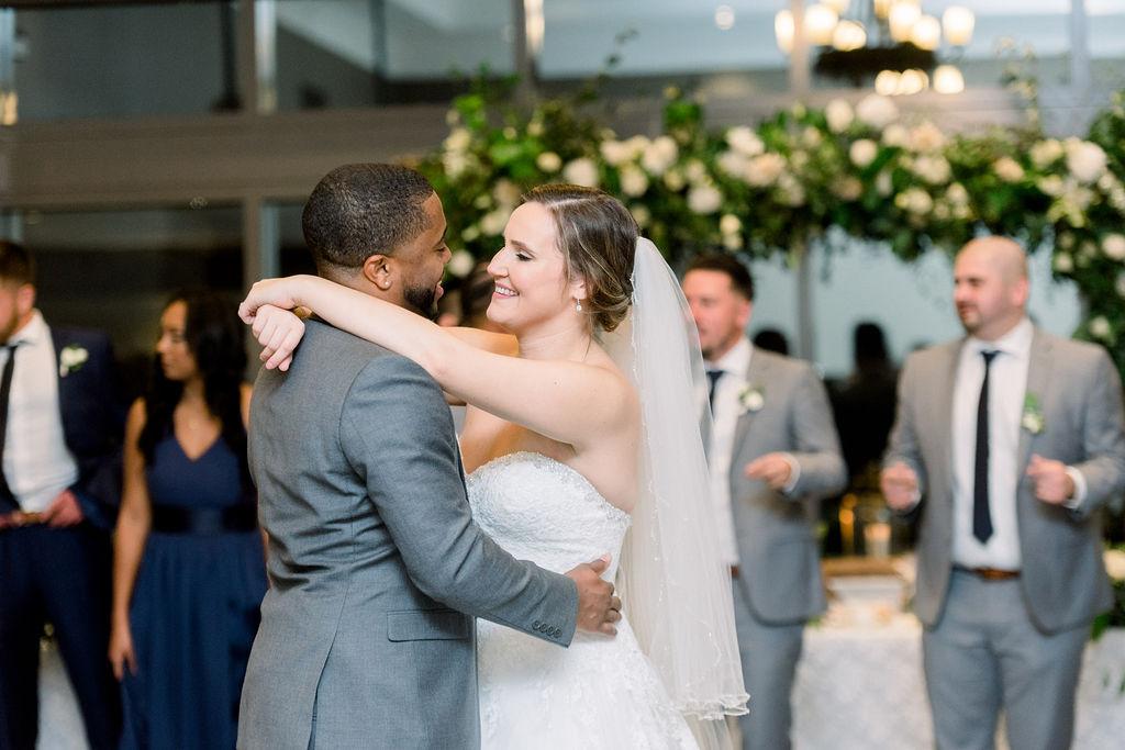 First Dance Wedding // spunkysapphire.com/blog