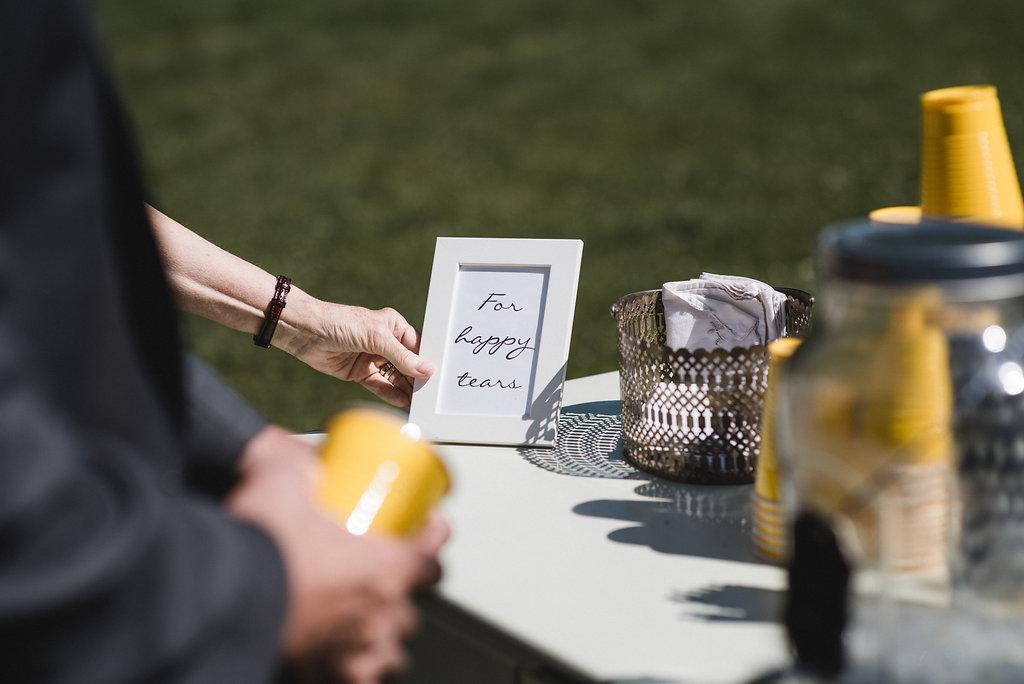 Wedding Ceremony Lemonade - spunkysapphire.com