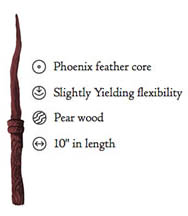 Phoenix feathers are the rarest core-type!     Find your wand   ⇢