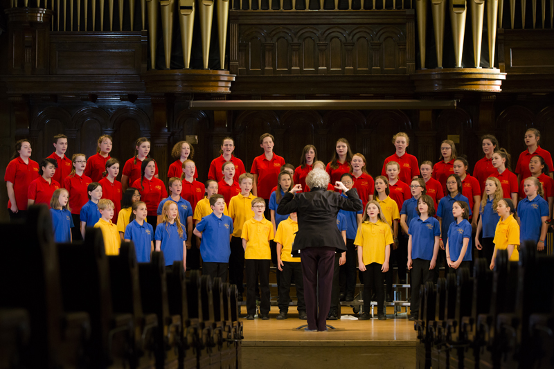 Victoria Children's Choir - 3:30 PM — Main StageThe Victoria Children's Choir is considered to be one of the top choral and music organizations in the city, and is highly respected for its consistent professional level of performing music throughout the Concert Season.Under the instruction of Founder and Artistic Director, Madeleine Humer, and an expert music team, the Victoria Children's Choir offers outstanding music education to more that 115 youth throughout Greater Victoria. Great emphasis is given to delivering programs in a unique, supportive and happy social environment, enabling each young singer to develop their skills to the best of their ability. As a testament to its reputation and skill, the Choir is regularly invited to collaborate with renowned international and local musicians, including the Victoria Symphony, Pacific Opera Victoria, The Tenors, Fretwork and the Pacific Baroque Festival.