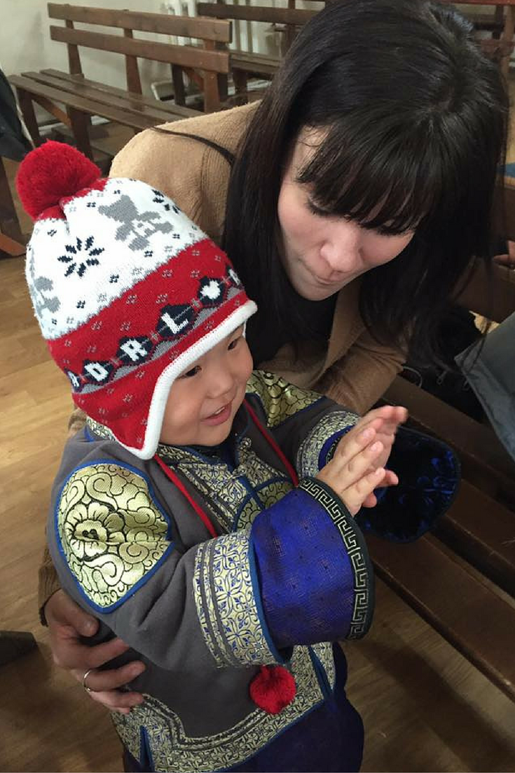 Mongolia Cora with child.png