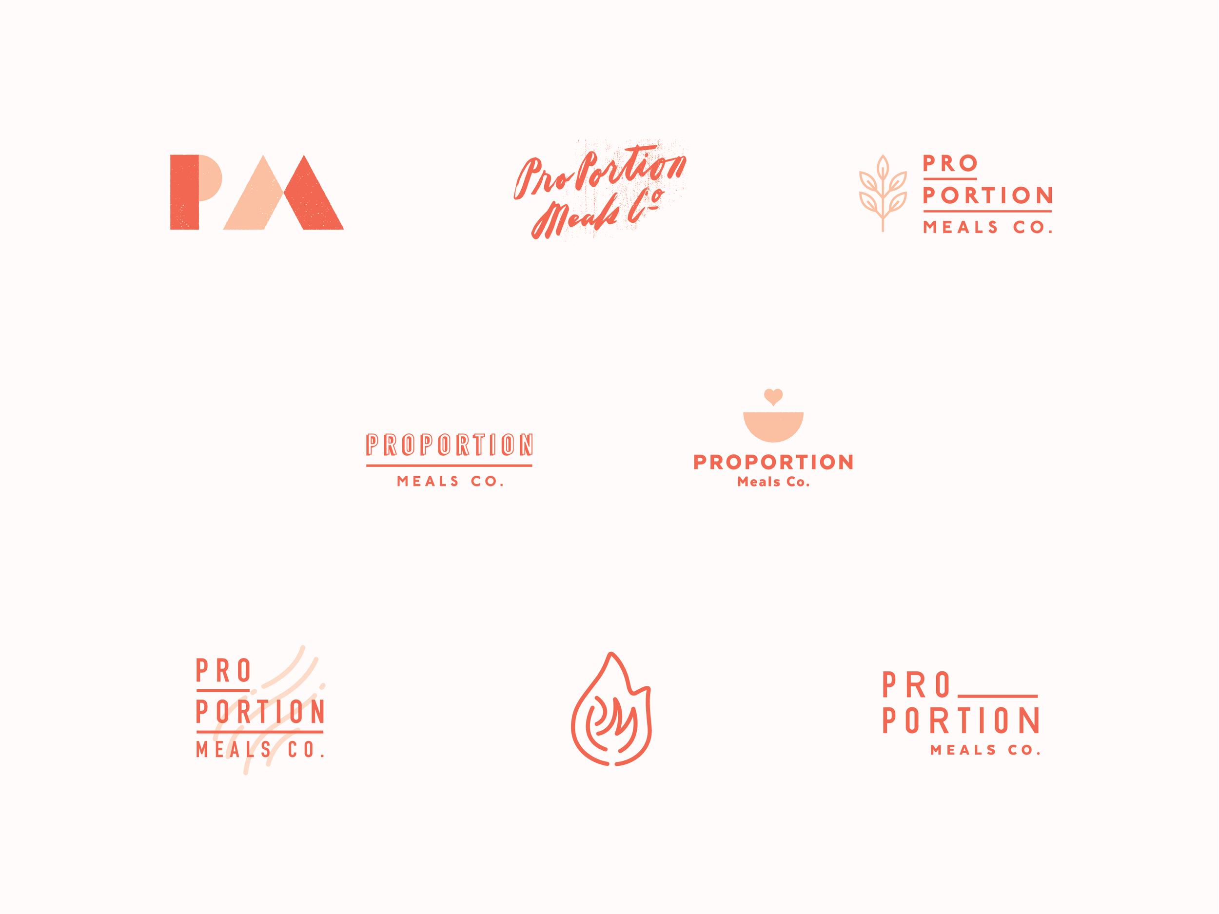 Select logo exploration