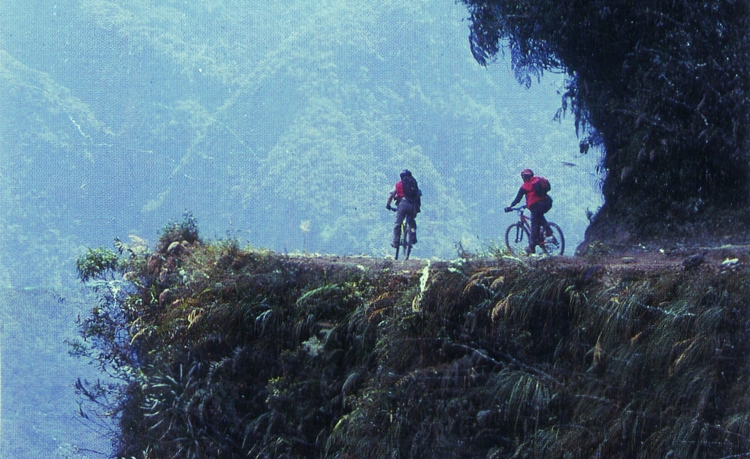 Yungas Road (Bolivia)