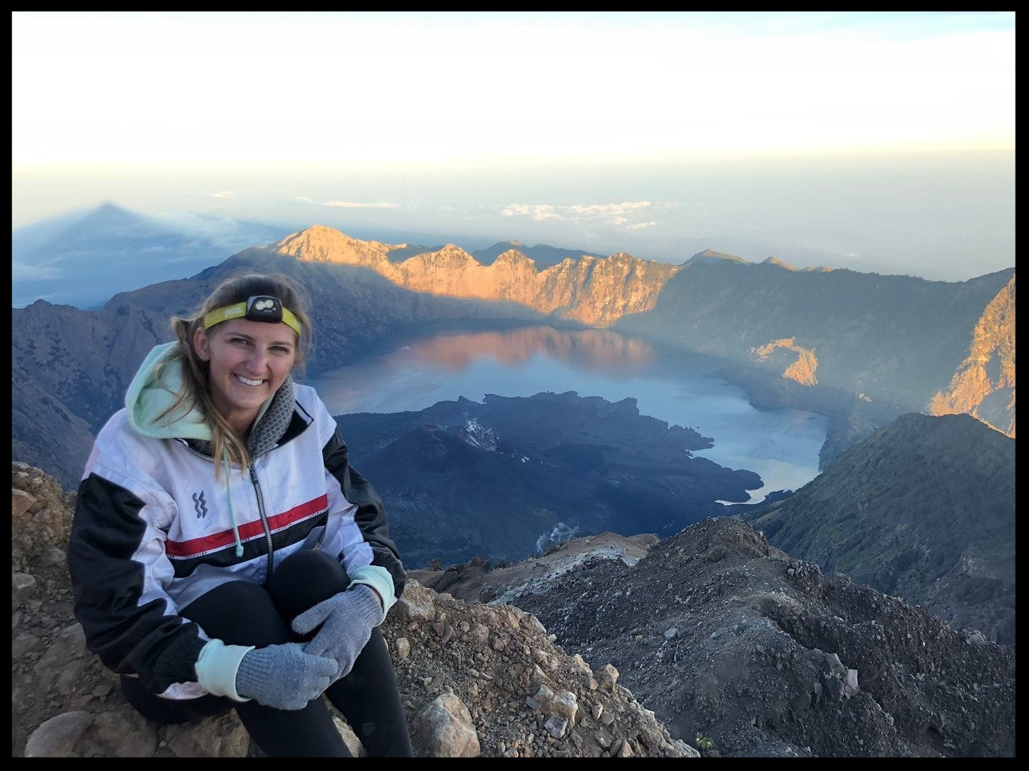 A hiker's harrowing escape from the top of Mount Rinjani after powerful quake - By Rebecca TanAugust 1, 2018Early on Sunday morning, Mackenzie Irwin posed for a photo at the top of Mount Rinjani in Indonesia. Seconds later, she was running for her life.The 28-year-old lawyer from Toronto was steps away from the edge of the volcanic crater at the top of the mountain when a 6.4-magnitude earthquake struck. The ground around her began shaking violently, sending her falling toward her Indonesian guide. Then she saw the ledge...READ MORE