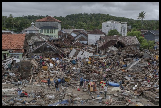 Number of injured in Indonesia tsunami surges to over 14,000 - Monday, 31 Dec 20187:46 PM MYTJAKARTA (Bernama): The number of injured in the volcano-triggered tsunami along the coast of Sunda Strait in Indonesia jumped significantly to 14,059 from 7,202 reported last Friday (Dec 28), as search and rescue operations continue.The tsunami on Dec 22, triggered by the eruption of Anak Krakatau volcano and the ensuing underwater landslide, also destroyed 2,752 houses and 510 ships…READ MORE