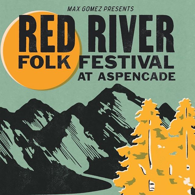 Tomorrow I'm heading up to Red River to folk it up. Who's coming out?