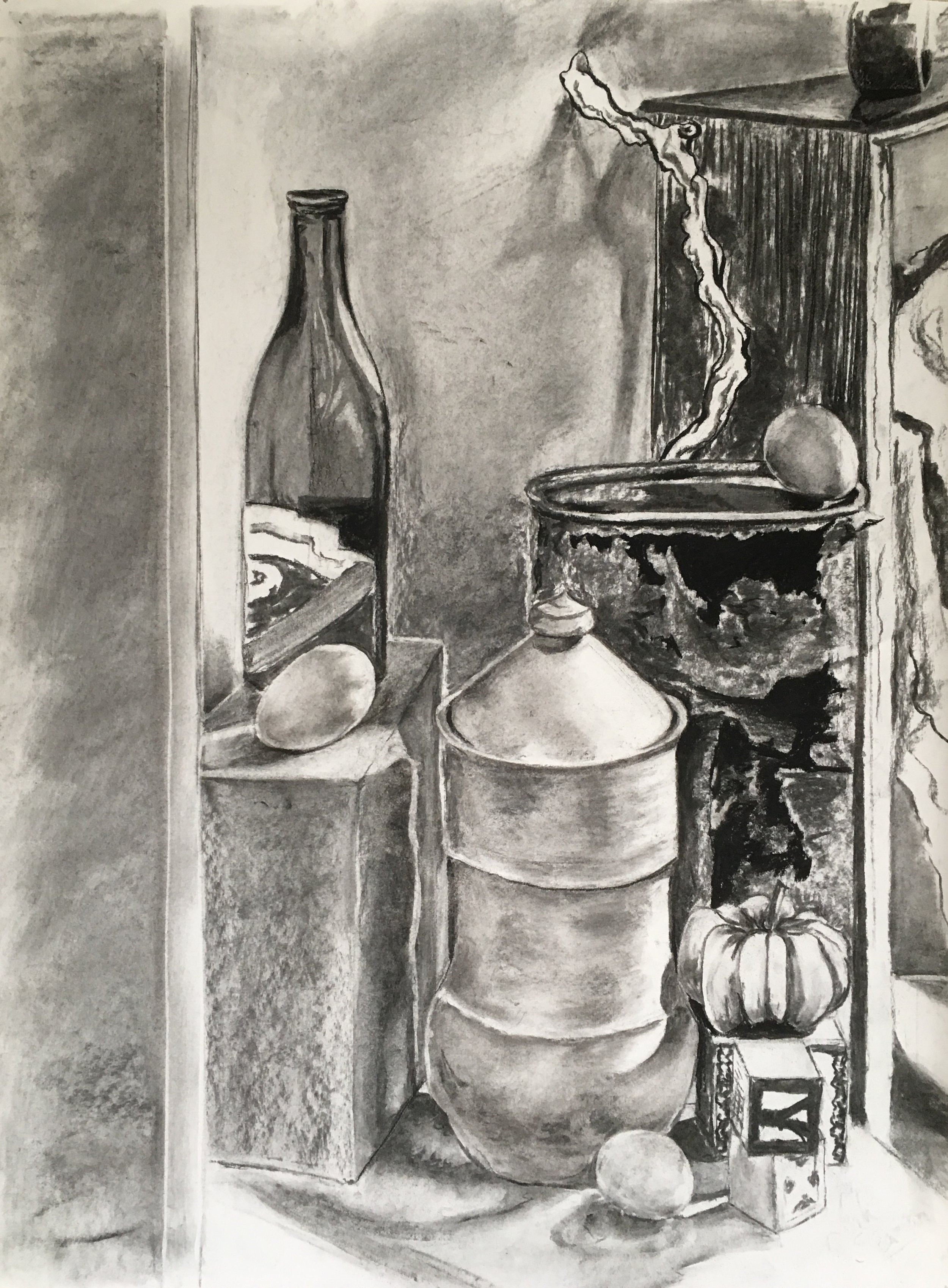 Student #1: Final Drawing