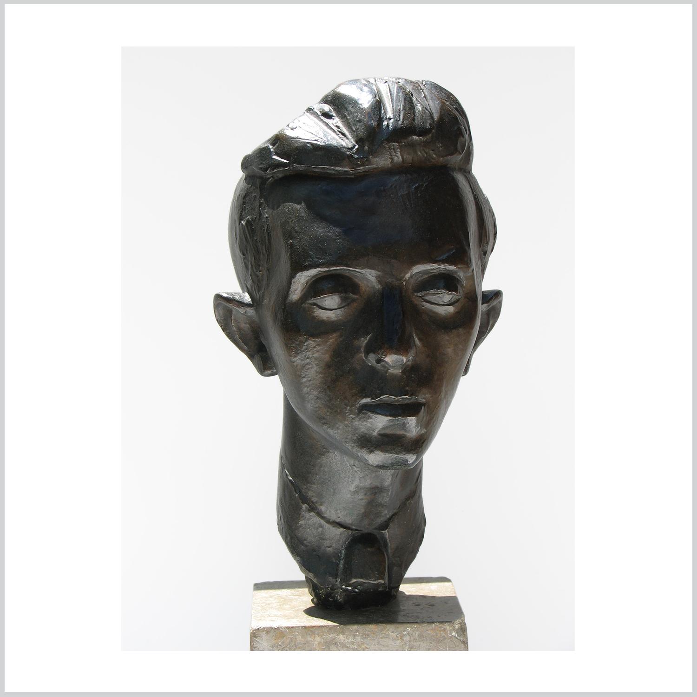 Portrait Head of Raphael Soyer