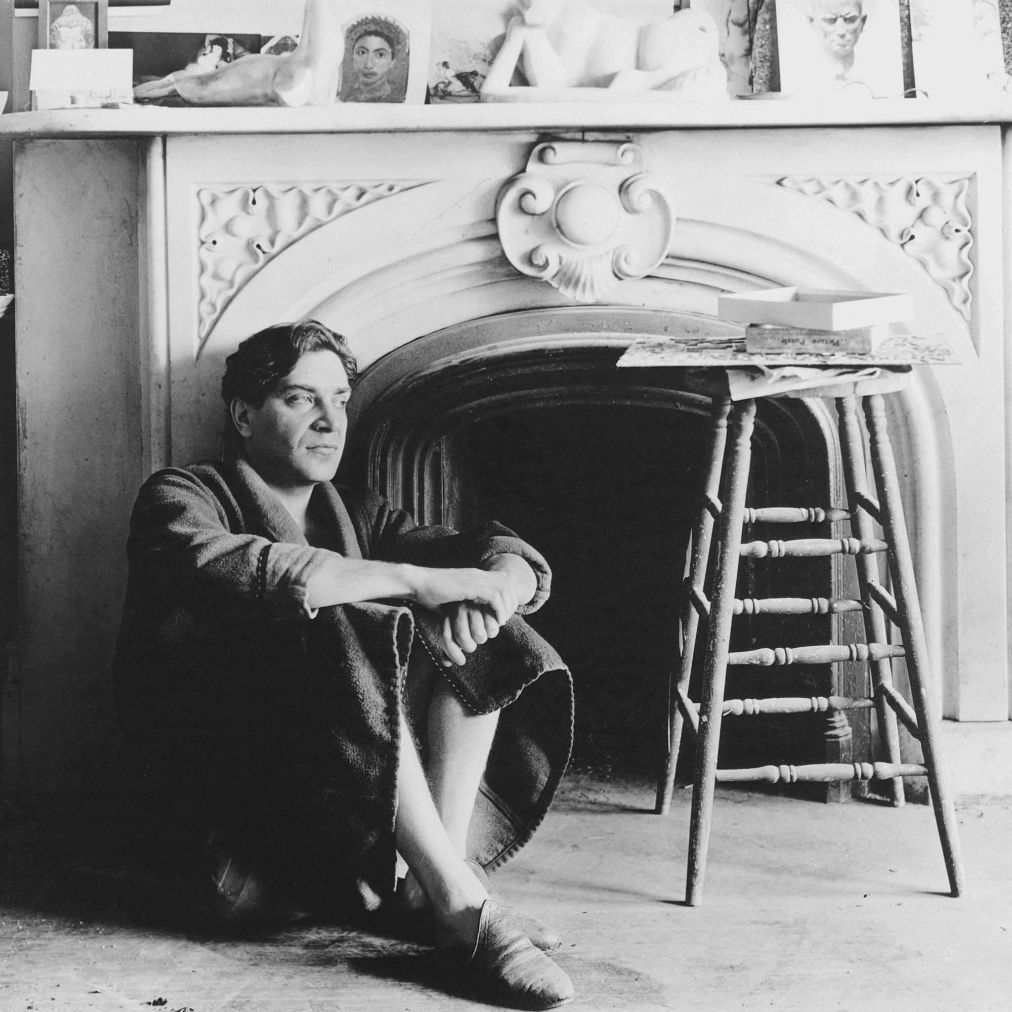Nakian, c.1930 ©Walker Evans