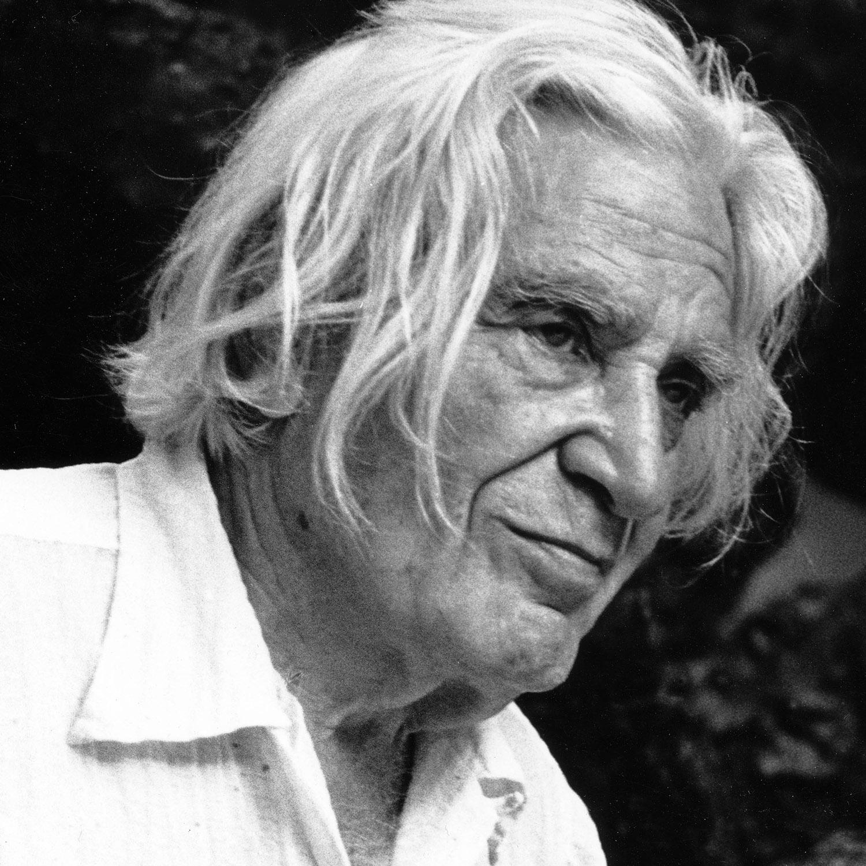 Reuben Nakian, 1980 ©Lois Dreyer