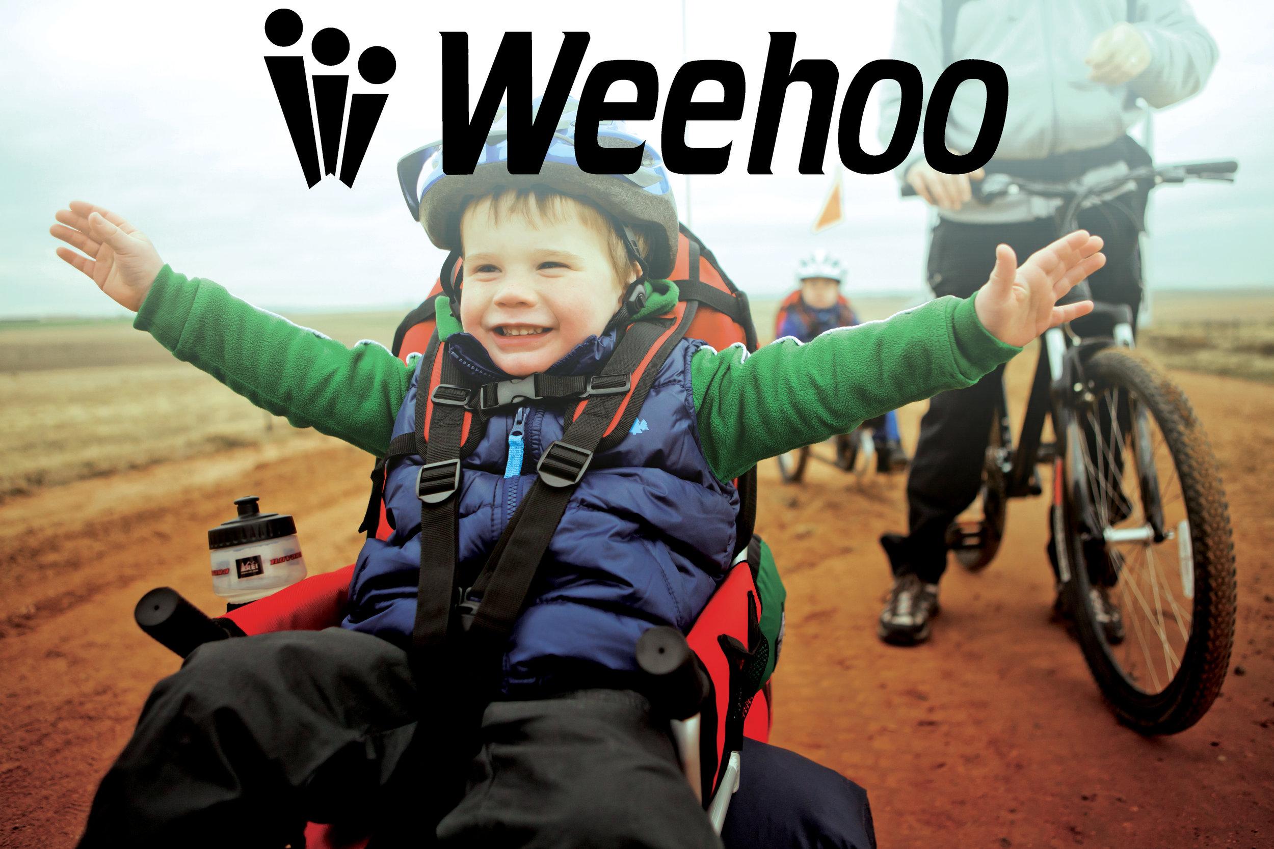 Hurray Weehoo® Weehoo Bike Trailer and Trailer Bike