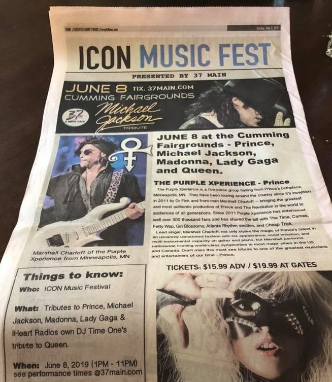 ICON Music Fest at Cumming Fairgrounds