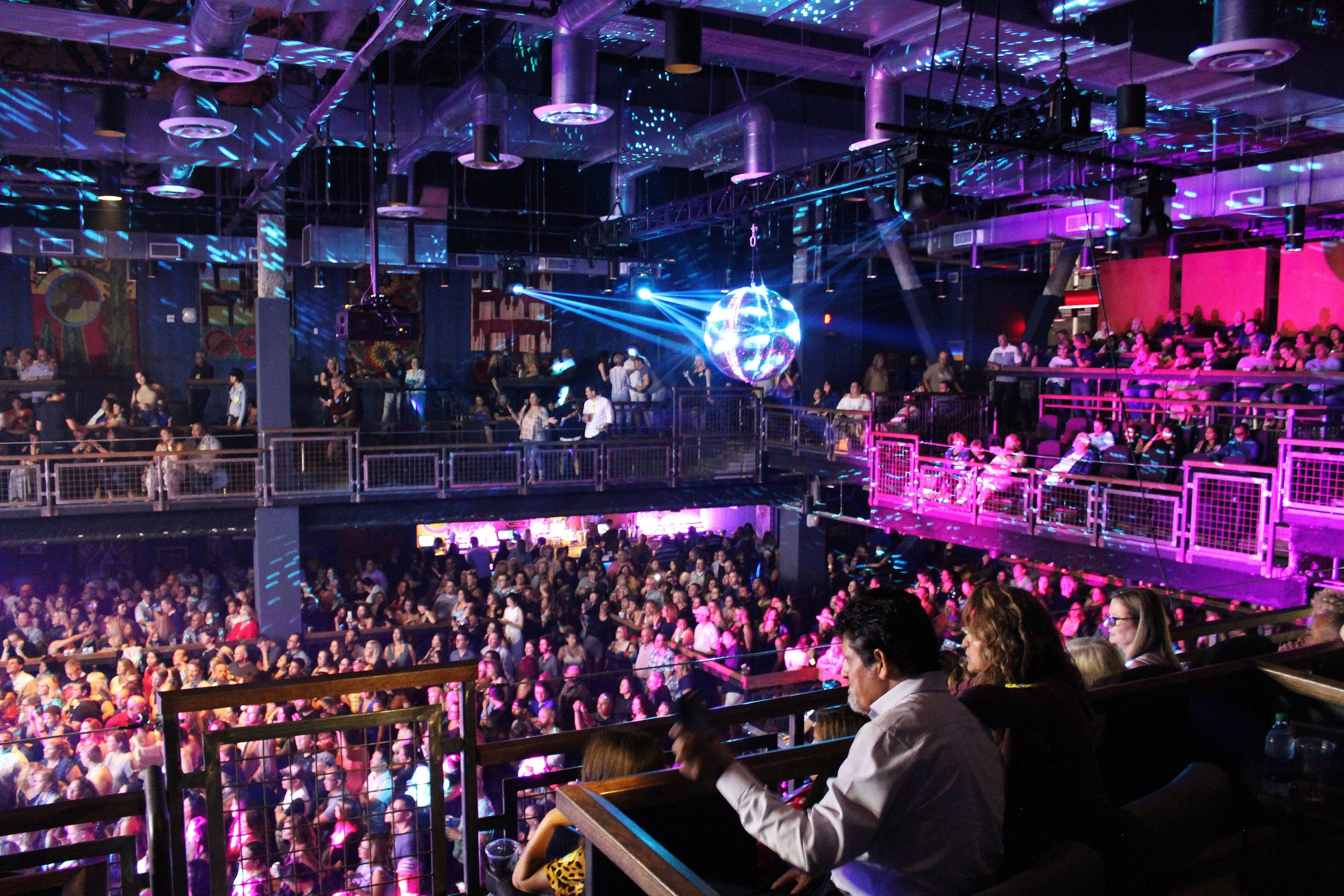 The crowd at House of Blues Anaheim!!
