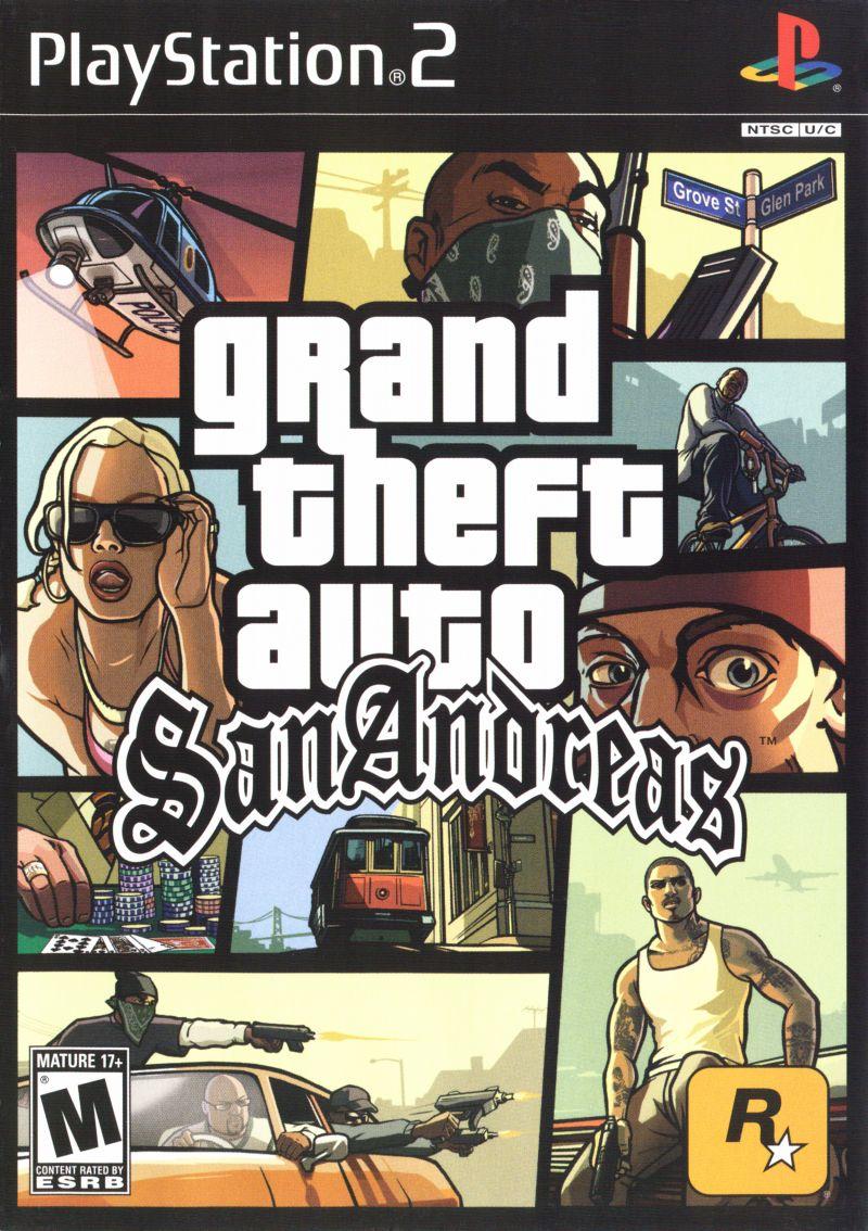Grand Theft Auto: San Adreas