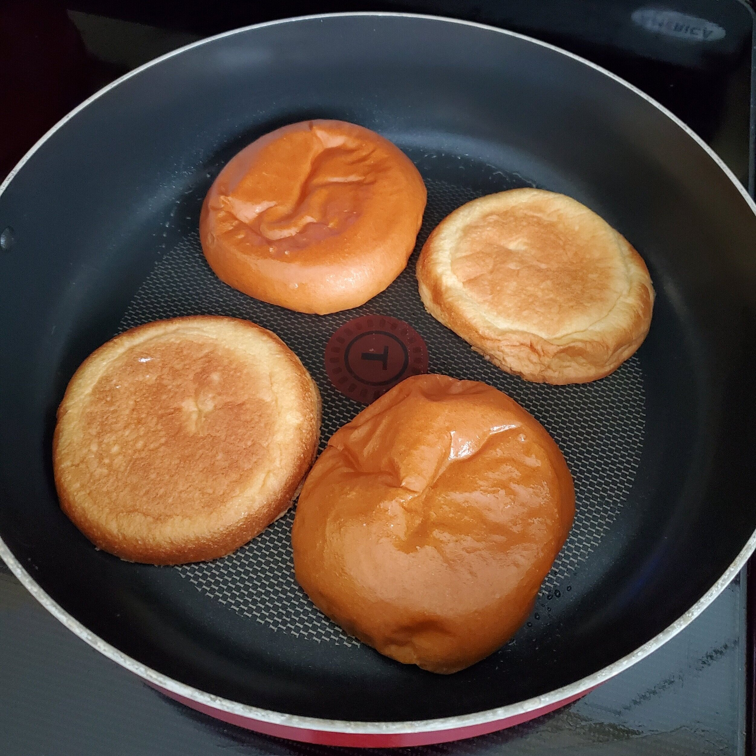 butter and toast buns