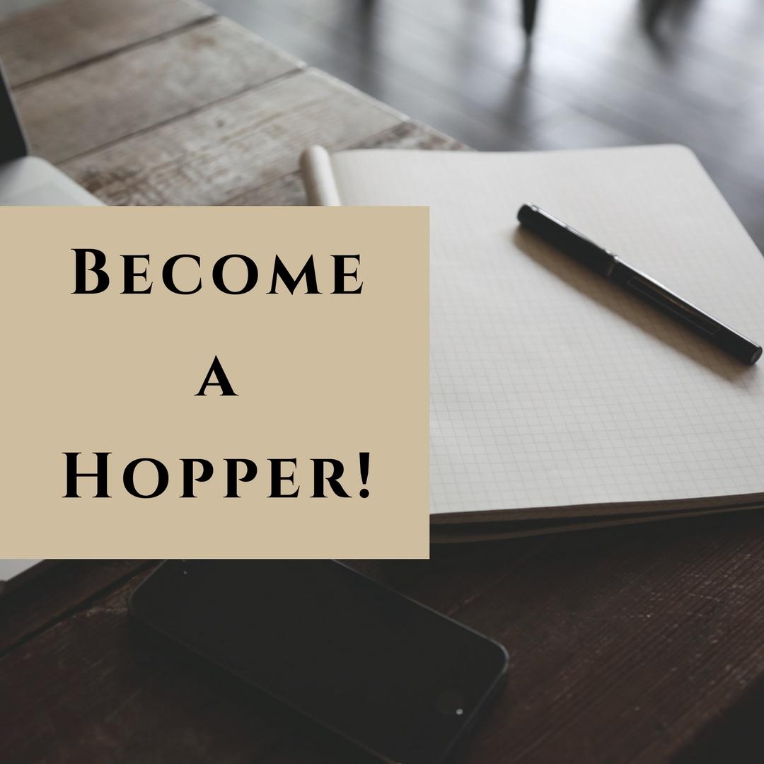 Become a Hopper!