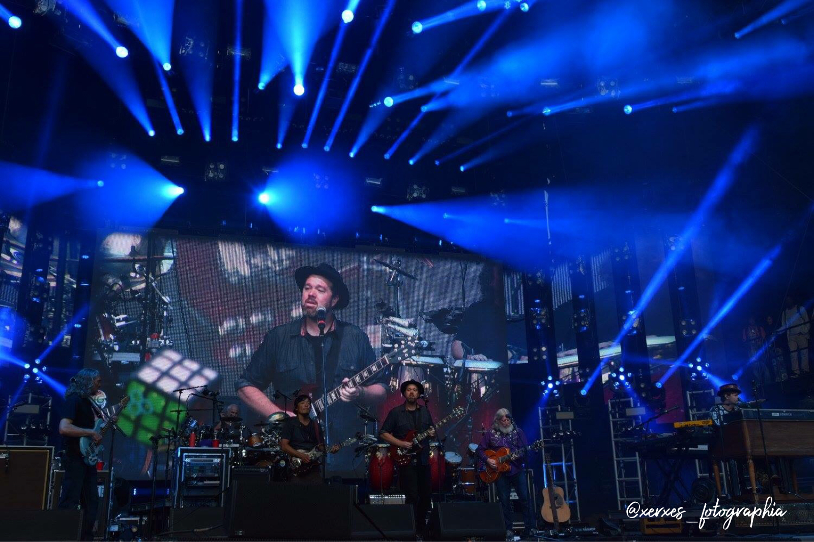 The String Cheese Incident w/ Eric Krasno