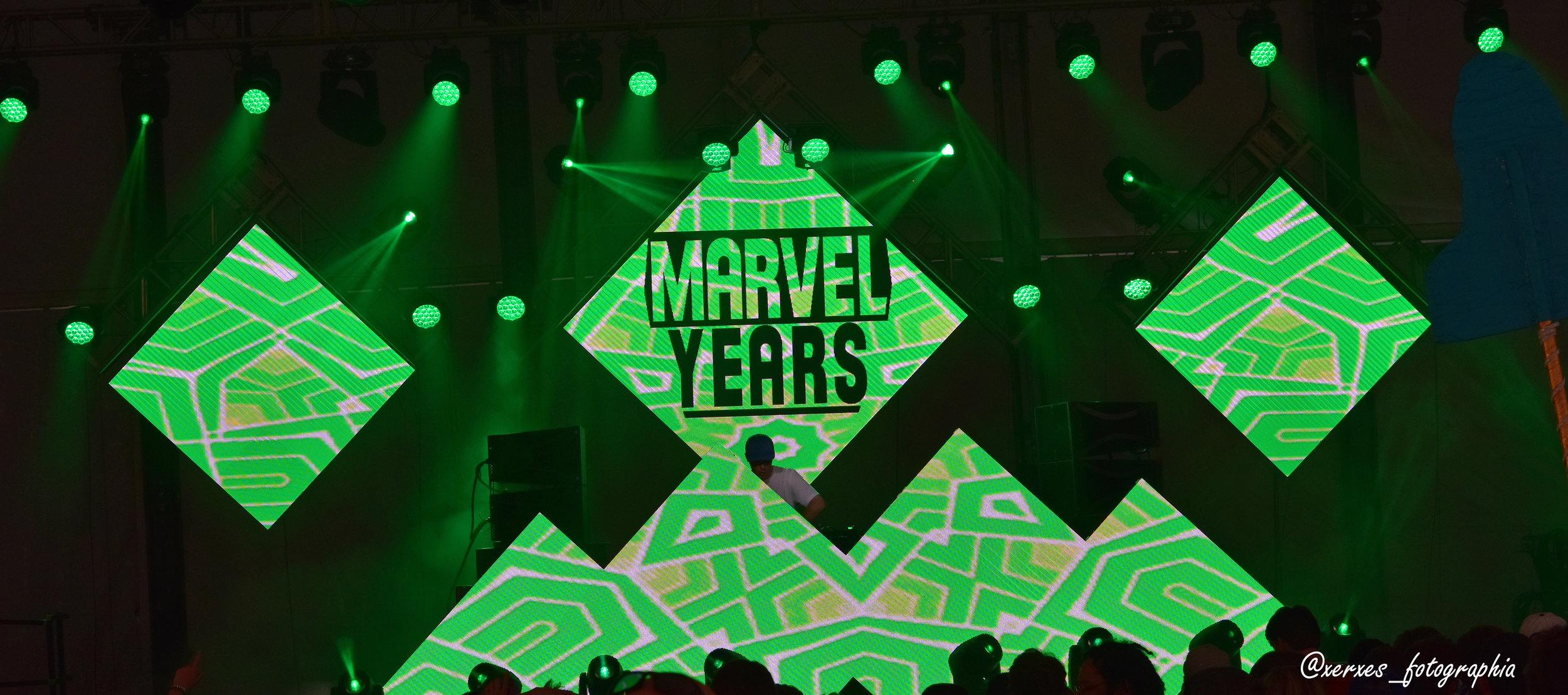 Marvel Years