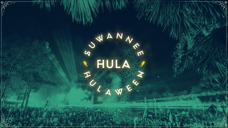 Suwannee Hulaween 2018
