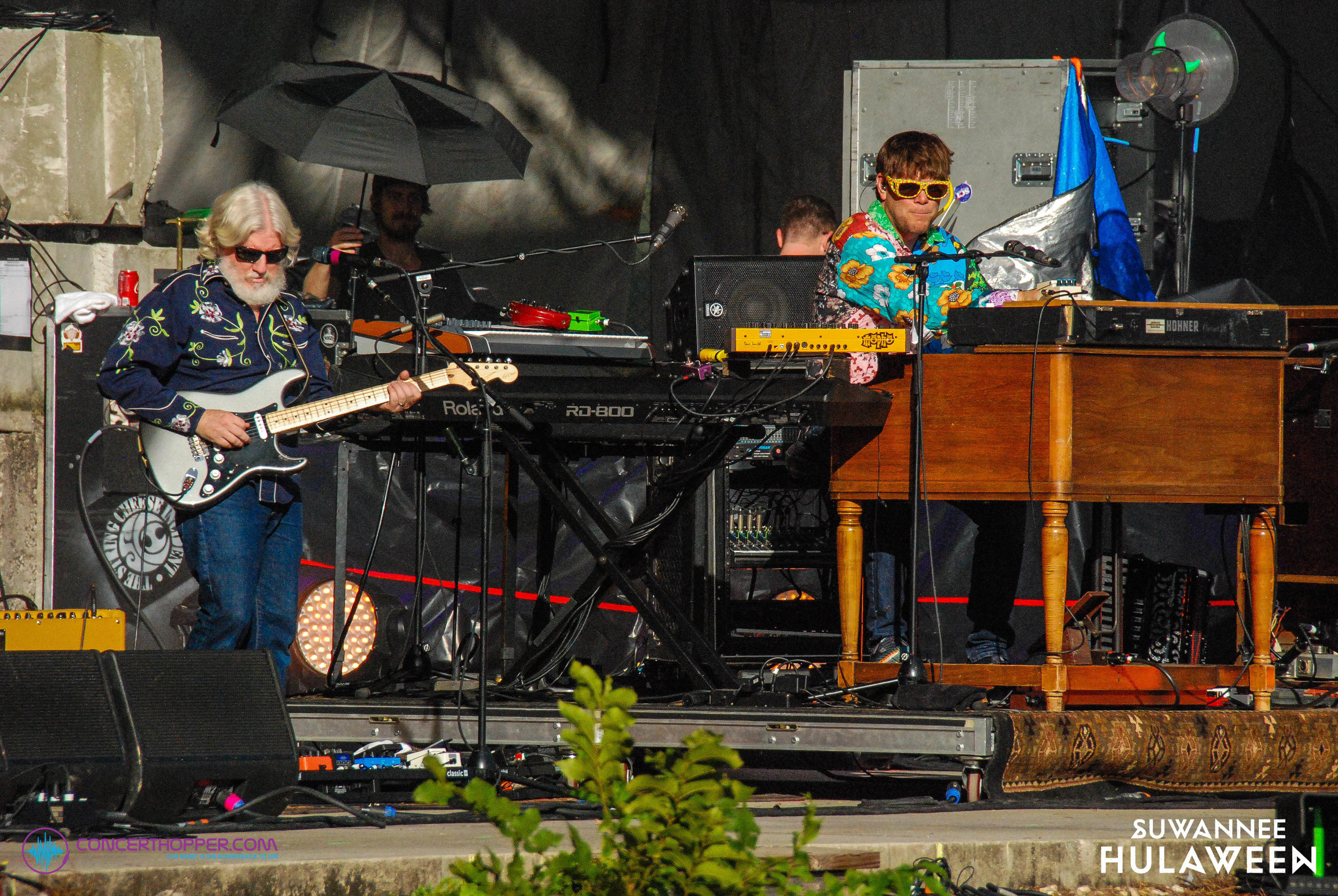 The String Cheese Incident, Suwannee Hulaween 2018