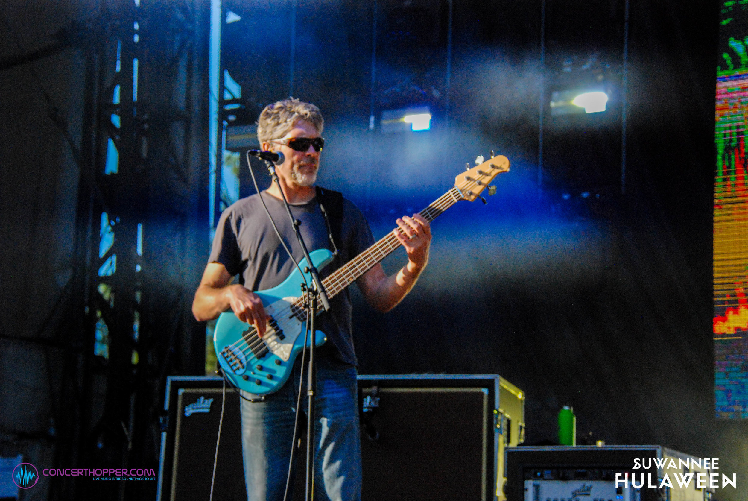 The String Cheese Incident, Suwannee Hulaween 2018.