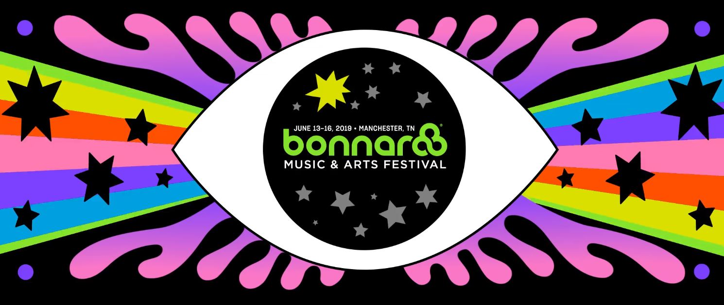 Bonnaroo 2019 Official Event Banner