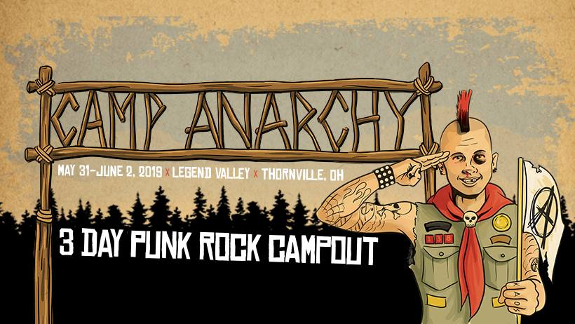 Camp Anarchy Banner
