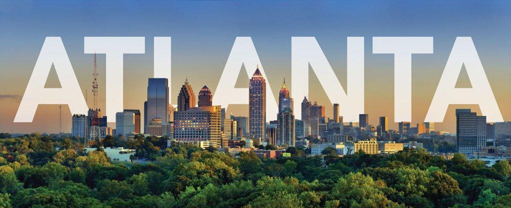 Atlanta - Stock Image