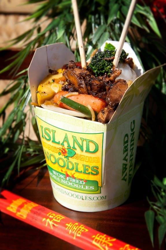 Island Noodles from Atlanta, Georgia