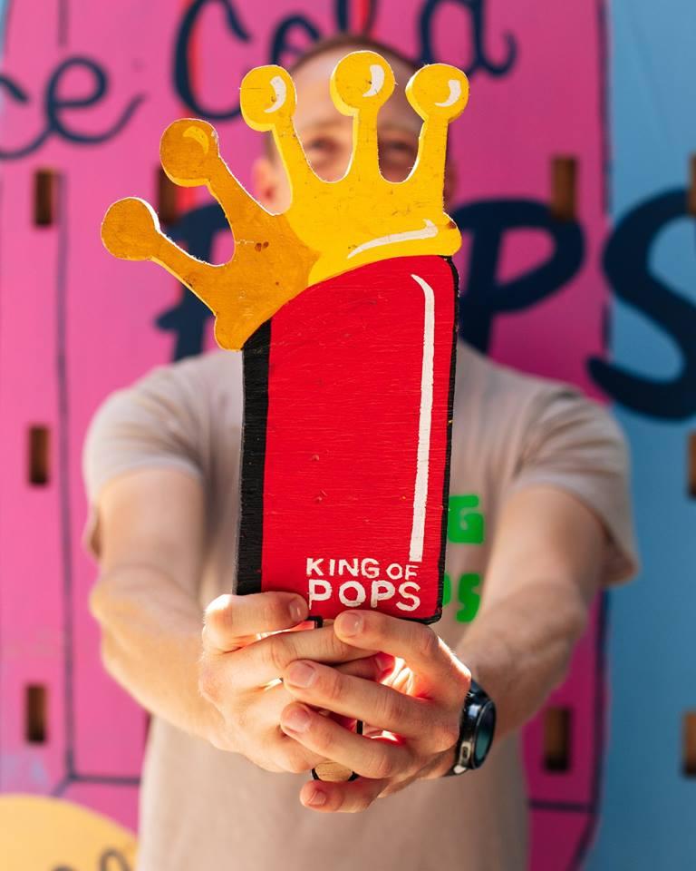 King of Pops from Atlanta, Georgia
