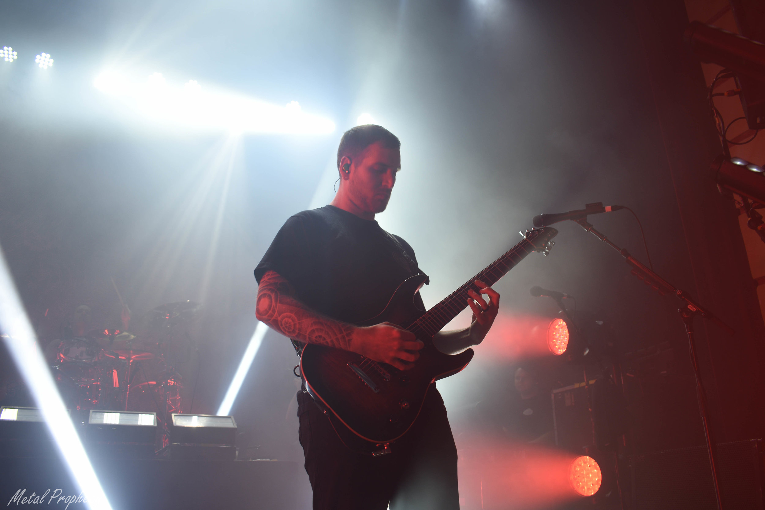 Architects at Buckhead Theatre
