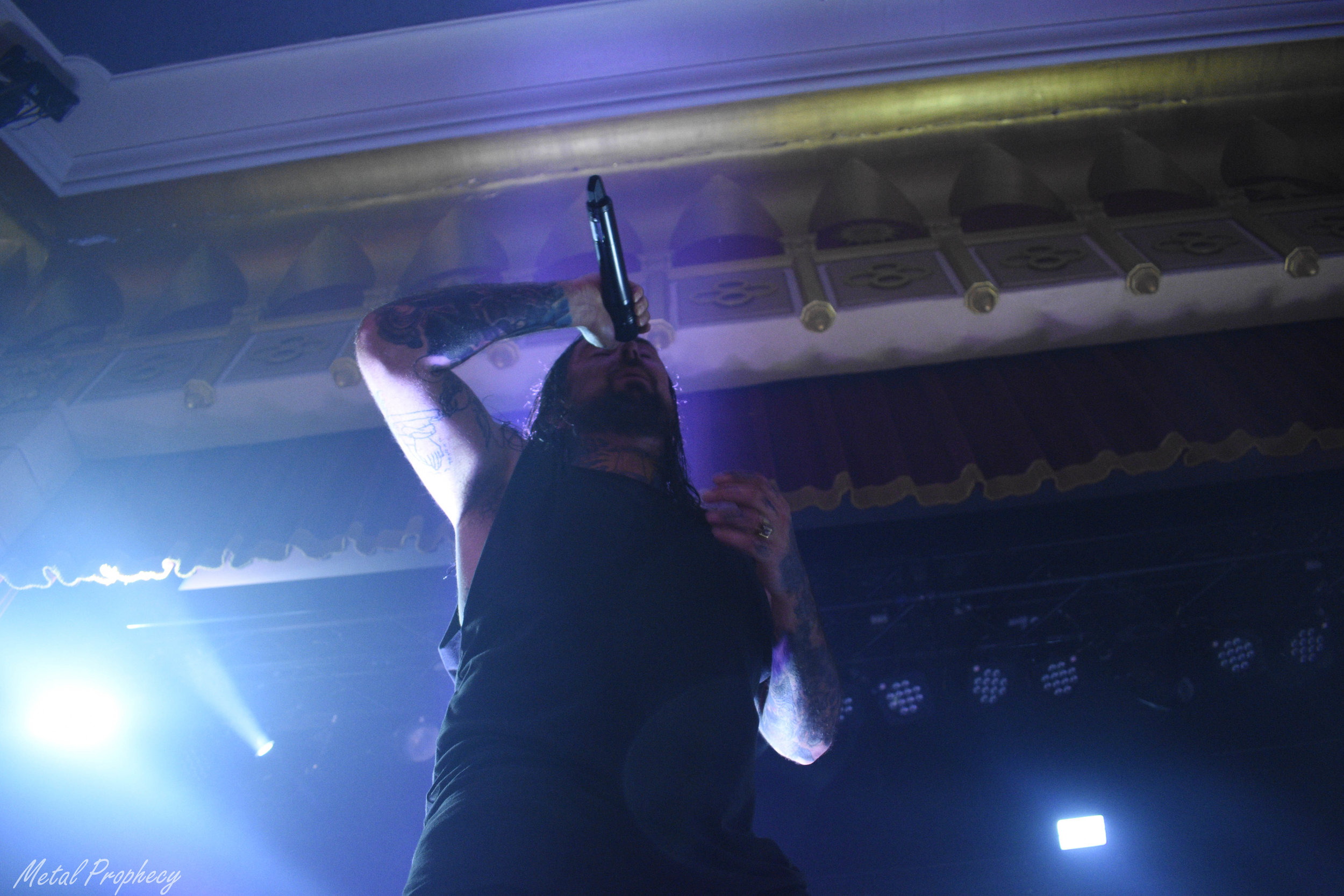 Thy Art is Murder at Buckhead Theatre