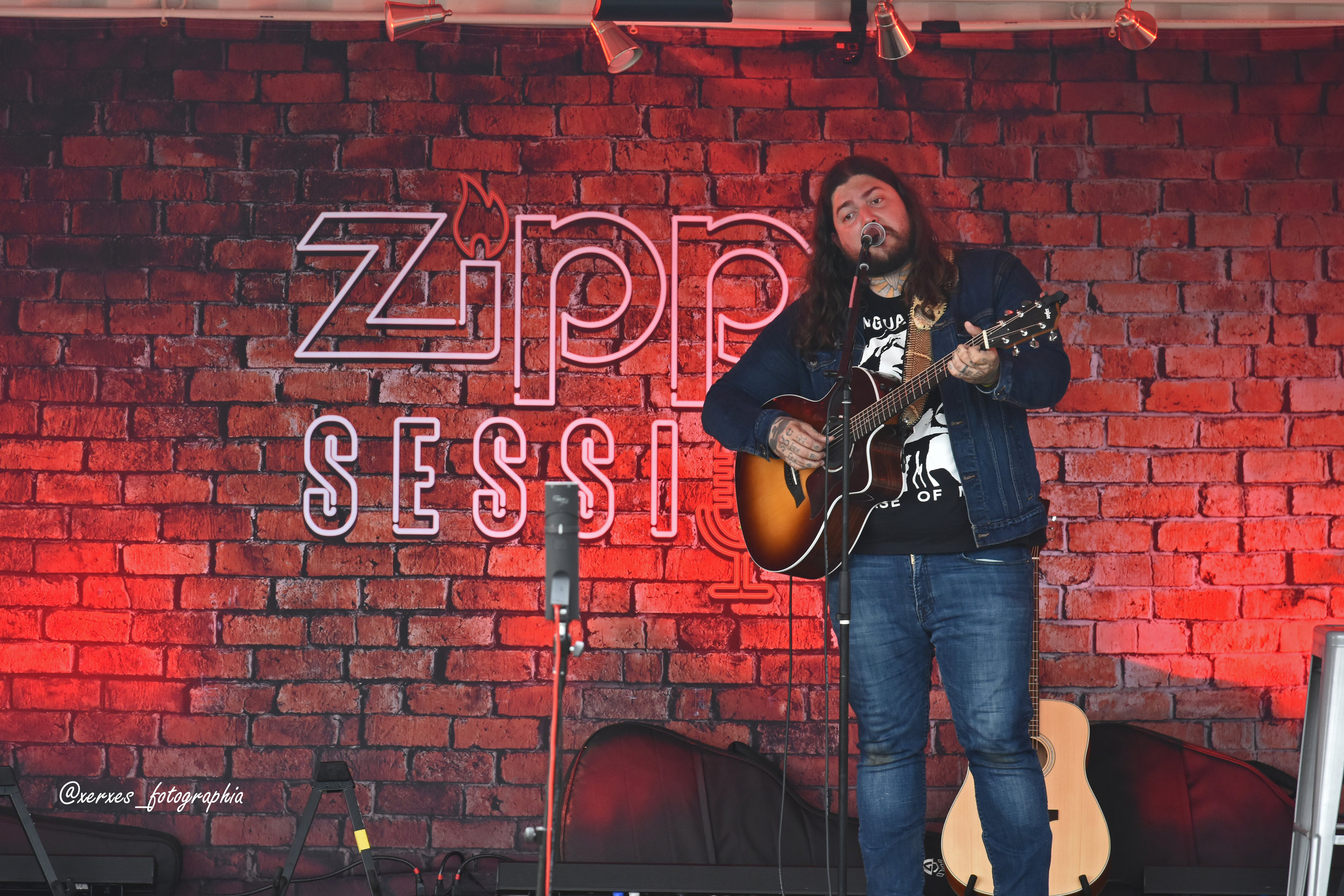 Zippo Sessions - Amigo the Devil