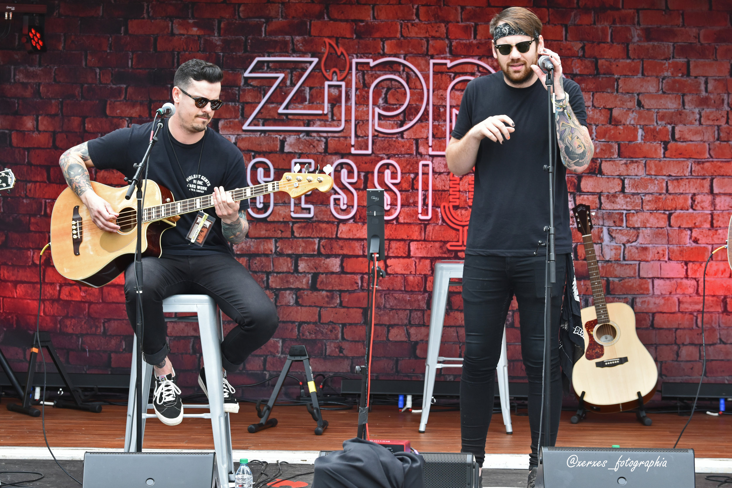 Zippo Sessions - Beartooth